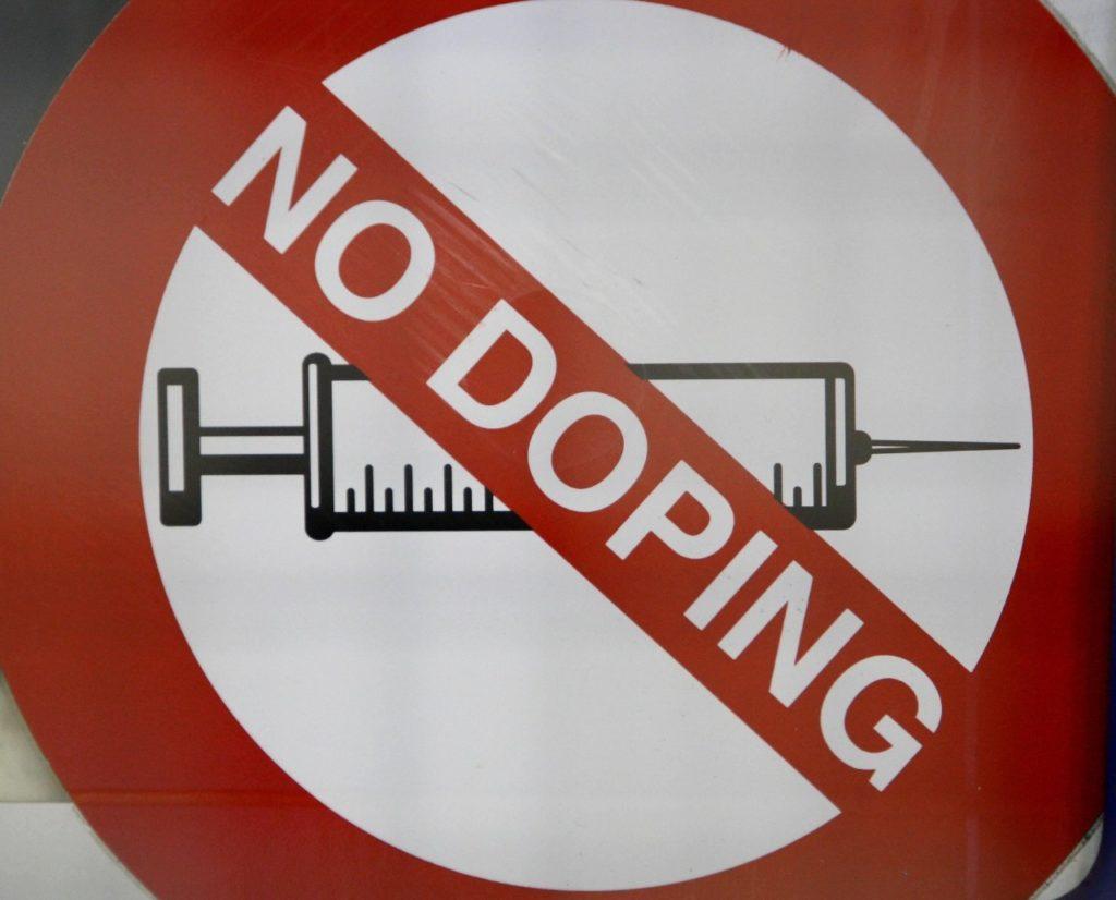 Contrôle dopage