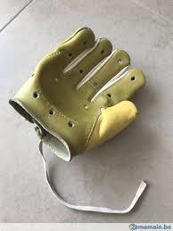 Utilisation des gants pendant la saison 2019